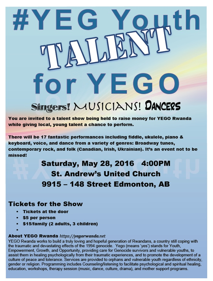 YEG Youth Talent Show May 2016 4LR